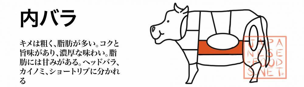牛肉|うちばら|Short Rib