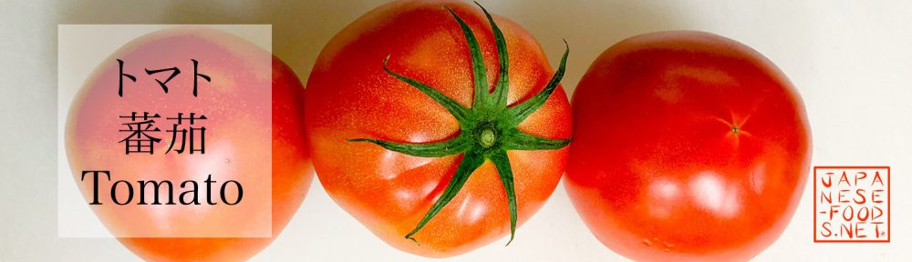 蕃茄 トマト(Tomato)