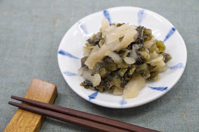 酢茎菜 すぐきな(Sugukina)