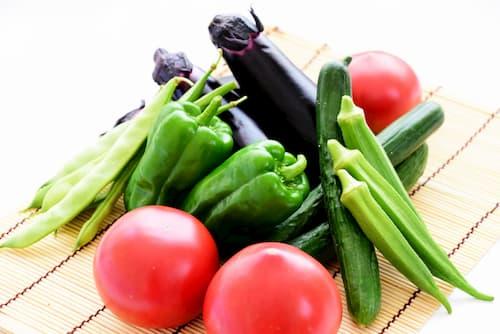栄養素の英語表記一覧表