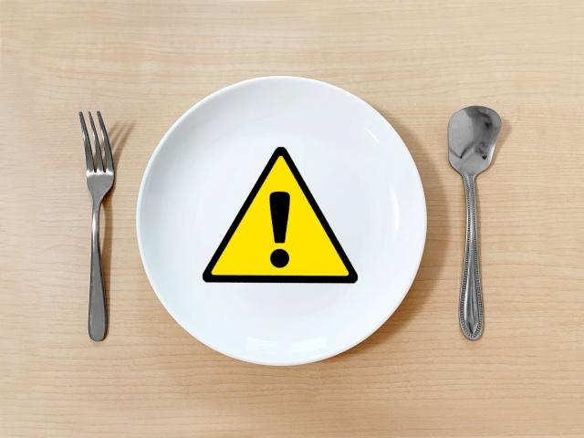 食中毒の種類と症状 一覧表