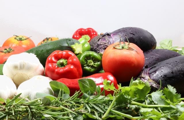 野菜と果物の旬と特徴