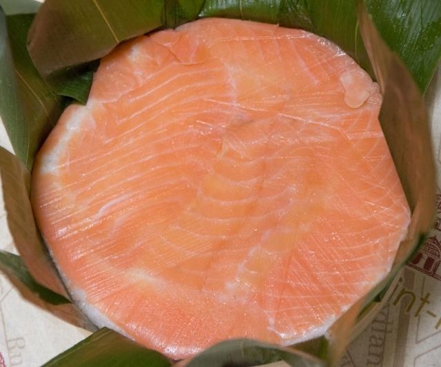 桜鱒 さくらます Cherry salmon
