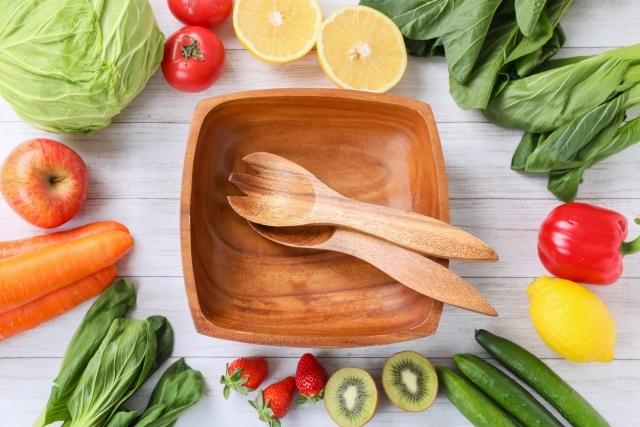 35種類の栄養素 一覧表