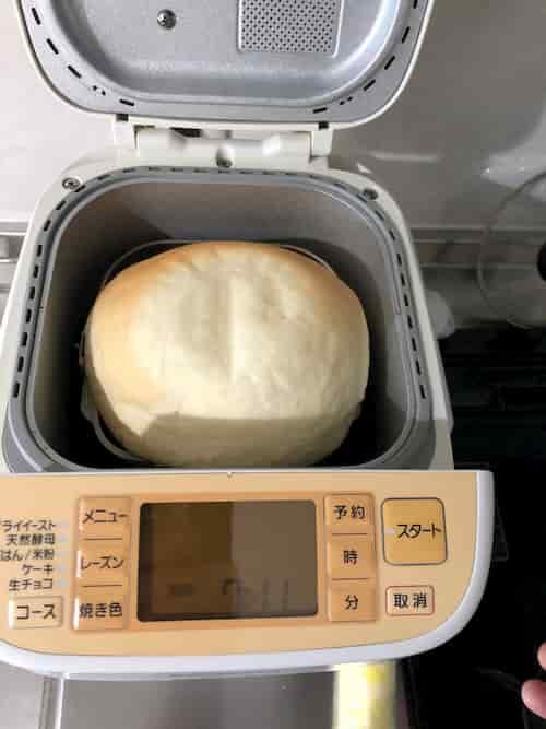 生クリームの食パン 2020.10.2