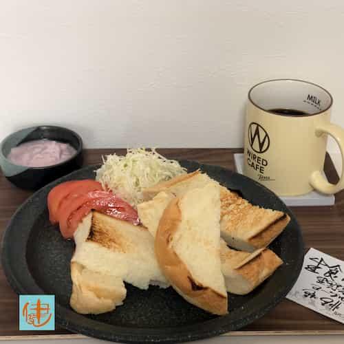 生クリームの食パン 2020.10.5