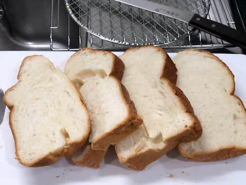カルピスの食パン