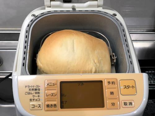 生クリームの食パン②