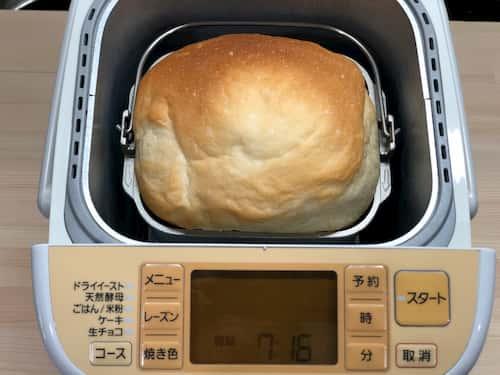 カルピスの食パン (カルピス20%)