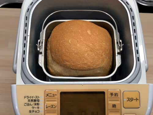 米粉の食パン (牛乳40%⊕水40%)