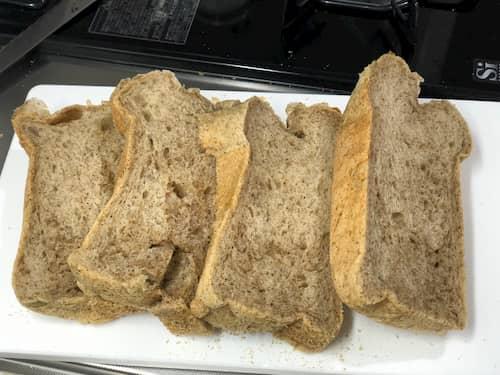 ダージリンの食パン