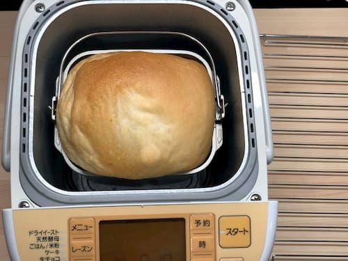 柚子の食パン
