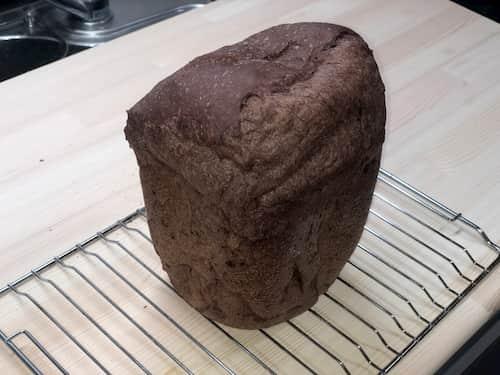 ココアの食パン (ココアパウダー12%)