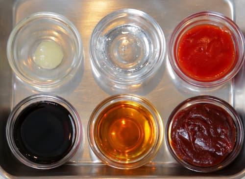 こいくち醤油とうすくち醤油の使い分け
