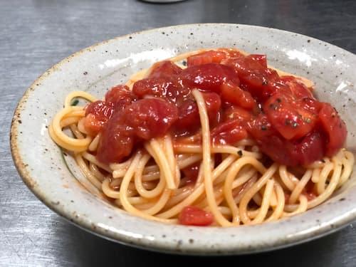 【よくわかるレシピ】冷製トマトパスタ(Cold tomato pasta)
